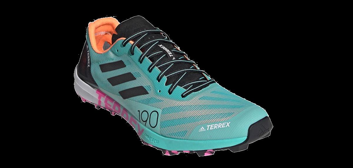 adidas Terrex Speed Pro, prestaciones
