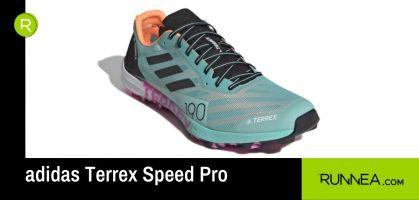 adidas Terrex Speed Pro, la zapatilla de competición para los que quieren mejorar tiempos en trail