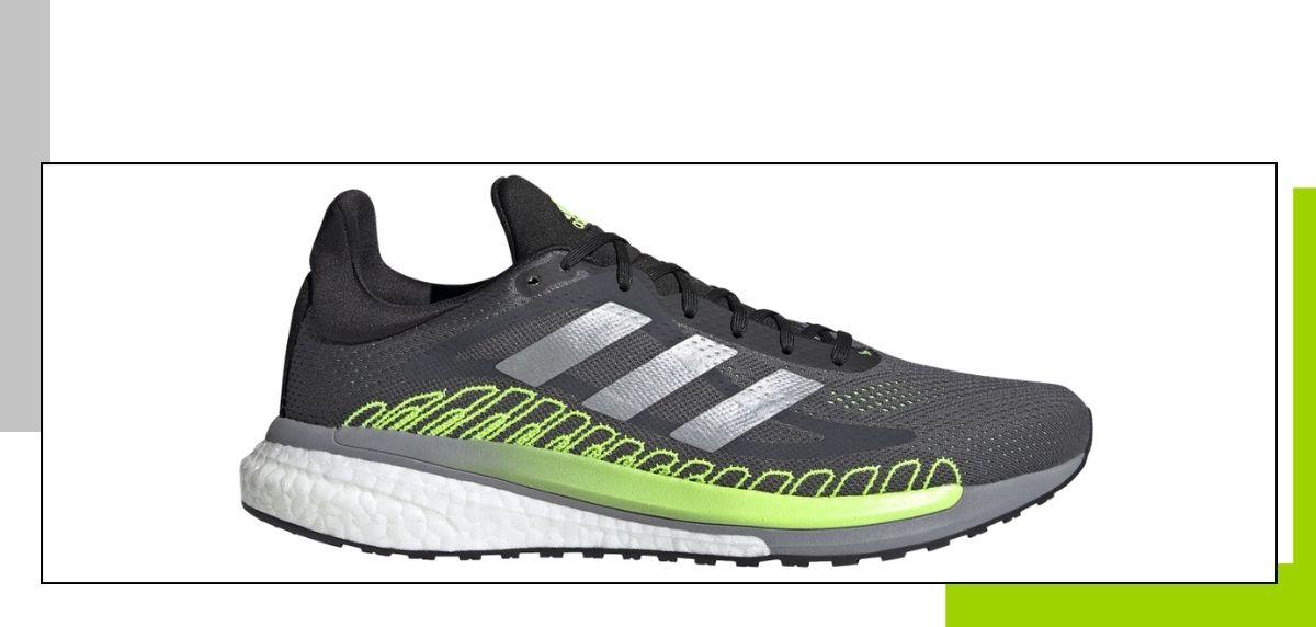 Guía de compra zapatillas de running: Los mejores modelos para evitar la fascitis plantar, adidas SolarGlide ST 3