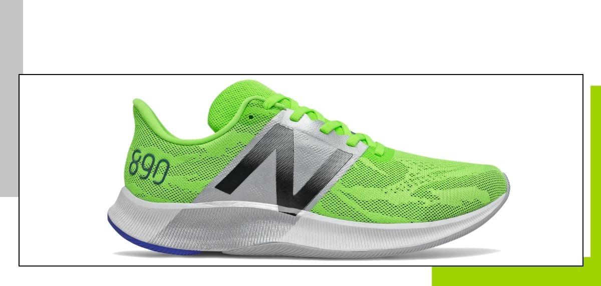 Guía de compra zapatillas de running: Los mejores modelos para evitar la fascitis plantar, New Balance 890 v8