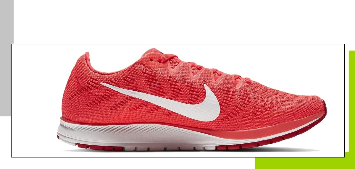 Guía de compra zapatillas de running: Los mejores modelos para evitar la fascitis plantar, Nike Zoom Streak 7