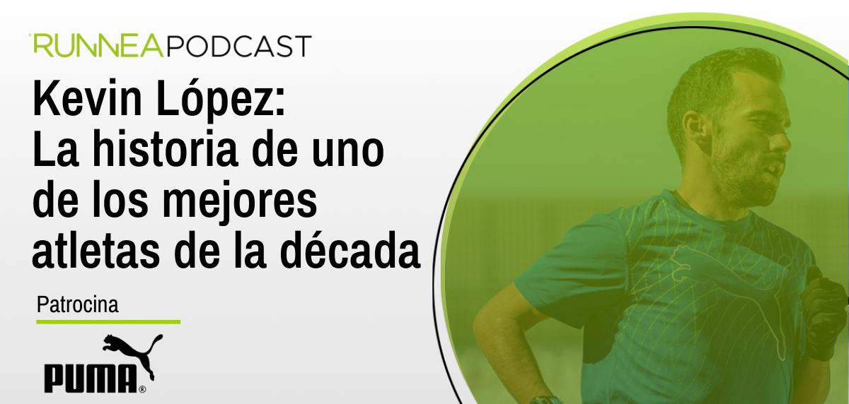Kevin López: La historia de uno de los mejores atletas españoles de la década