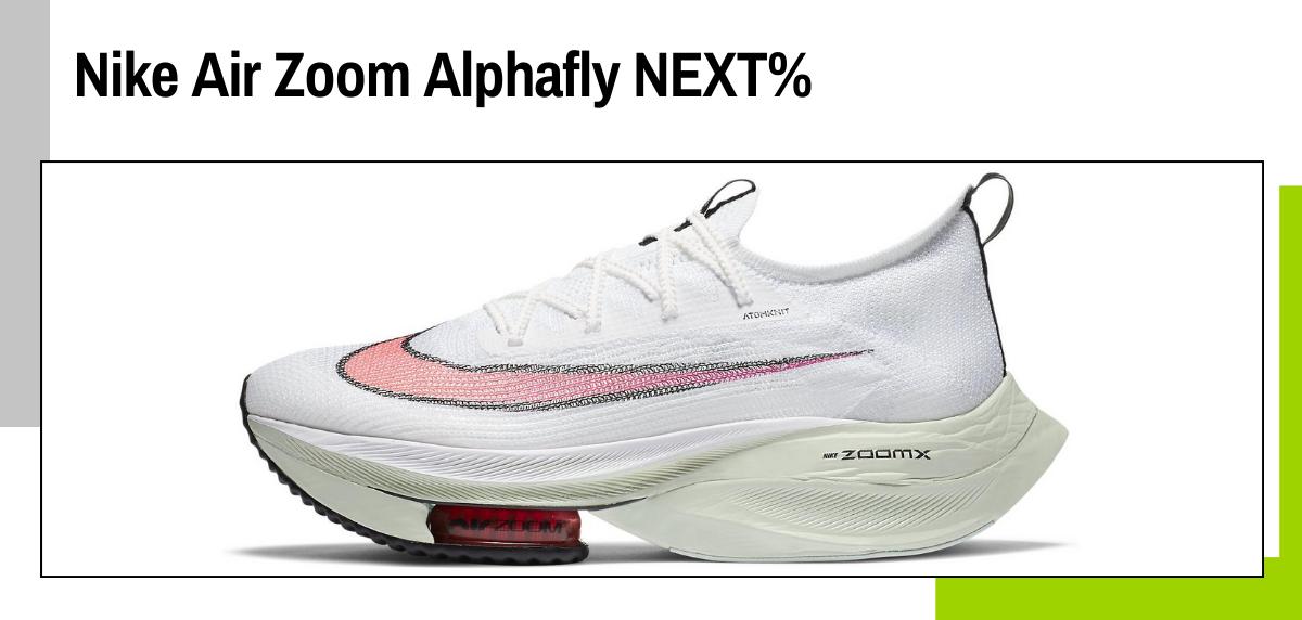 Las mejores zapatillas con placa de carbono