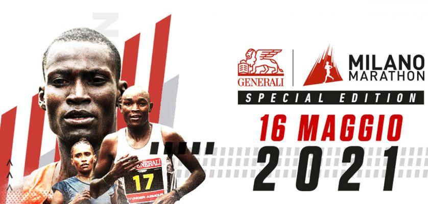Maratón Milán 2021