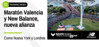 El Maratón Valencia, nuevo miembro de la exclusiva familia de maratones de New Balance