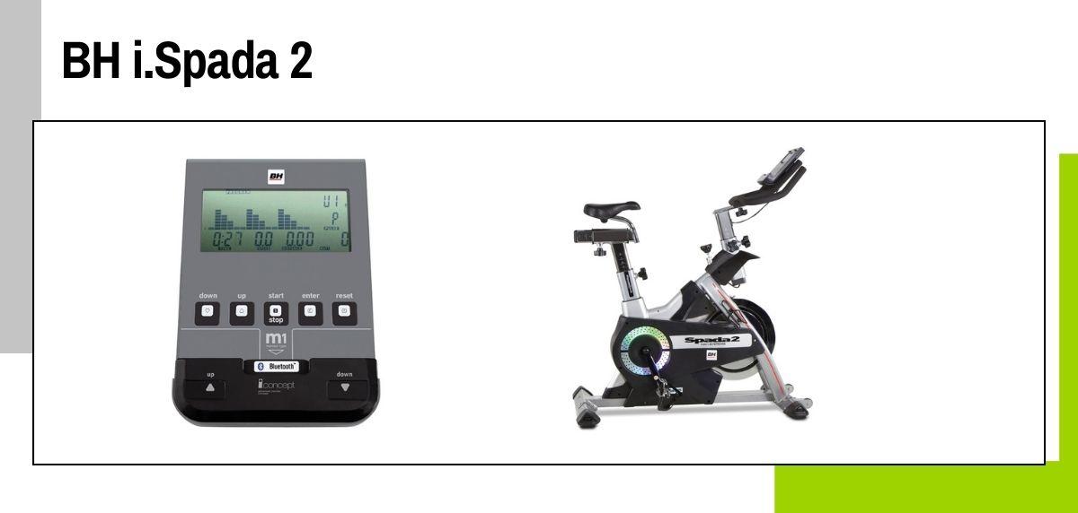 Las mejores máquinas para hacer ejercicios de fuerza y entrenamiento cruzado en casa, BH i.Spada 2