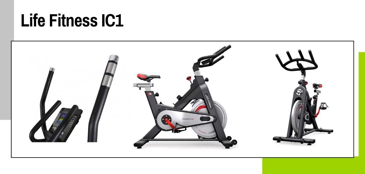 Las mejores máquinas para hacer ejercicios de fuerza y entrenamiento cruzado en casa, Life Fitness IC1