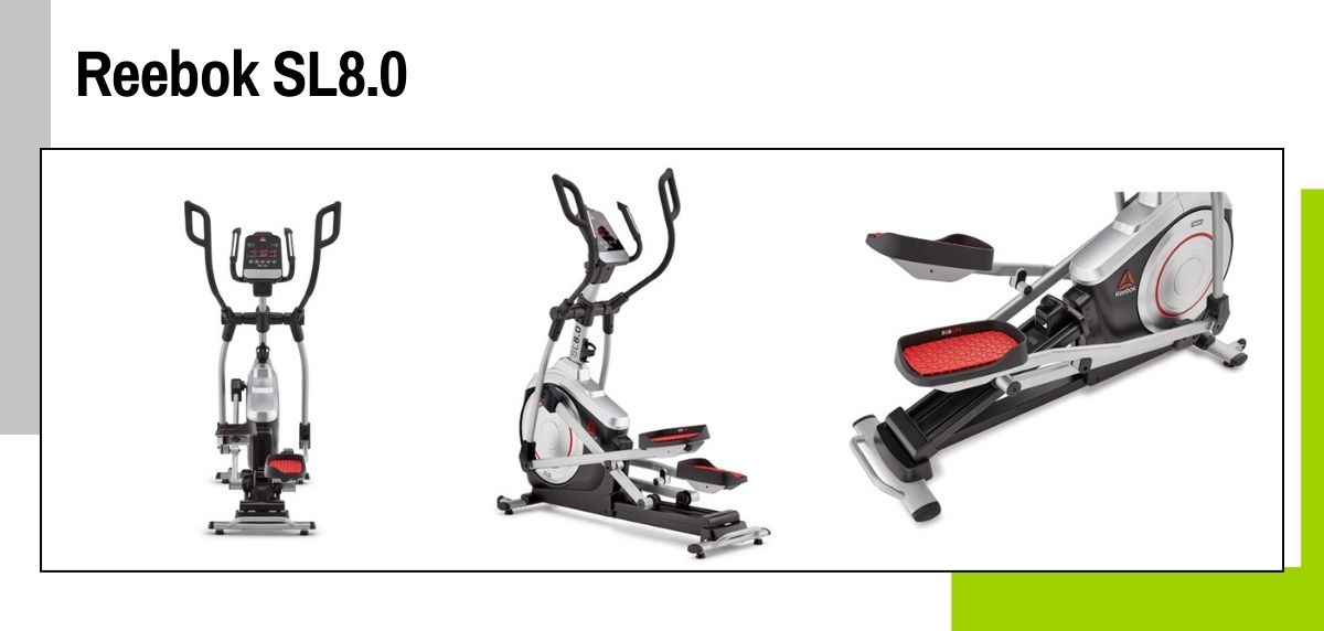 Las mejores máquinas para hacer ejercicios de fuerza y entrenamiento cruzado en casa, Reebok SL8.0