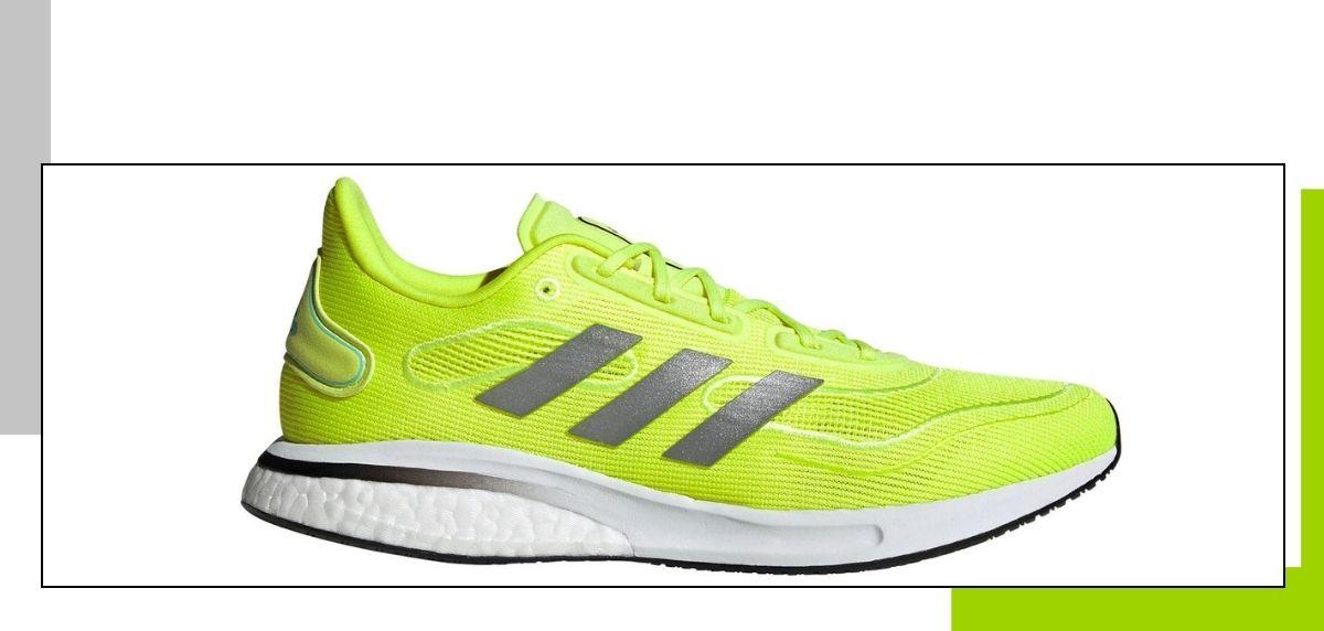 Mejores zapatillas para empezar a correr, adidas Supernova