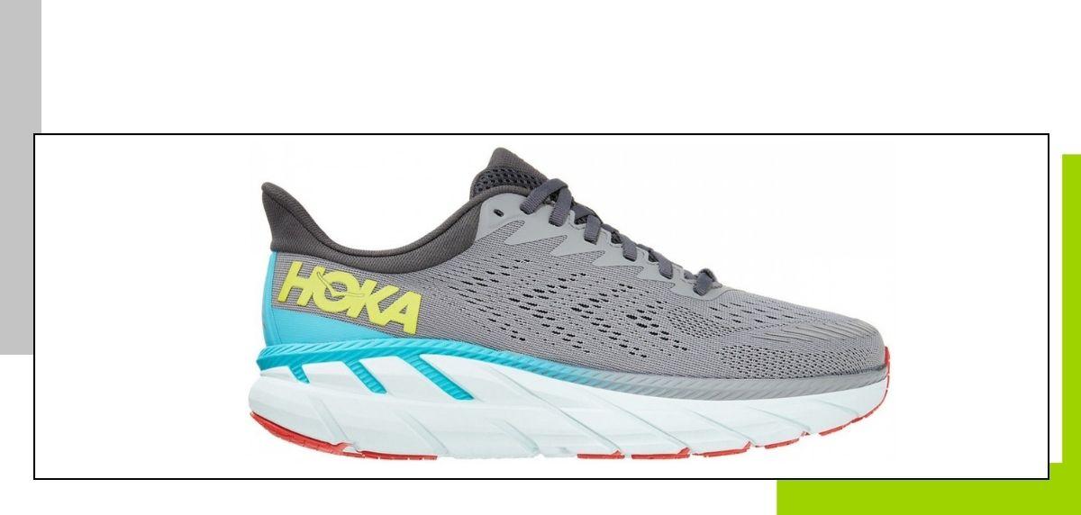 Mejores zapatillas para empezar a correr, HOKA ONE ONE Clifton 7
