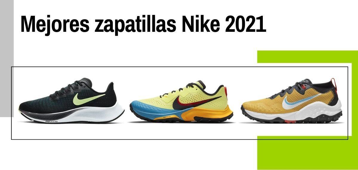Las mejores zapatillas de Nike para correr en 2021