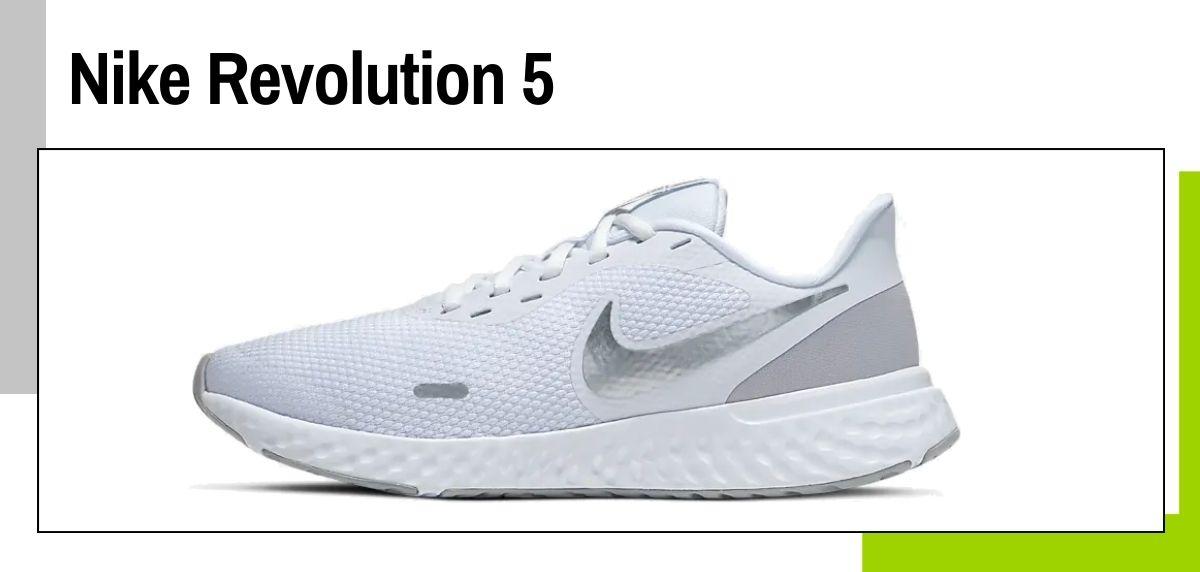 Las mejores zapatillas de Nike para correr en 2021, Nike Revolution 5