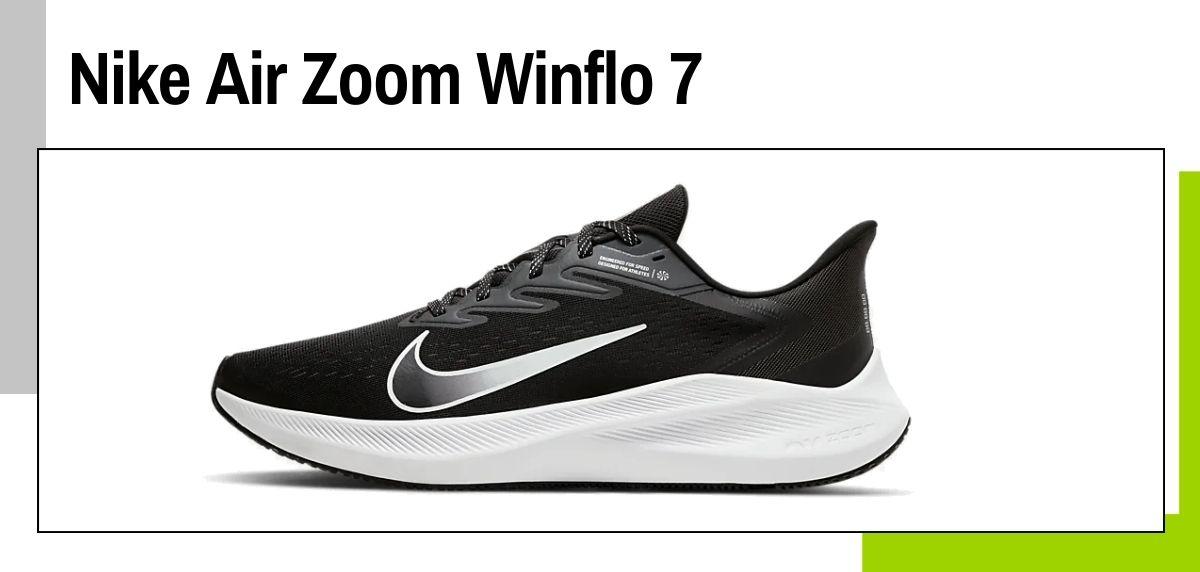 Las mejores zapatillas de Nike para correr en 2021, Nike Air Zoom Winflo 7