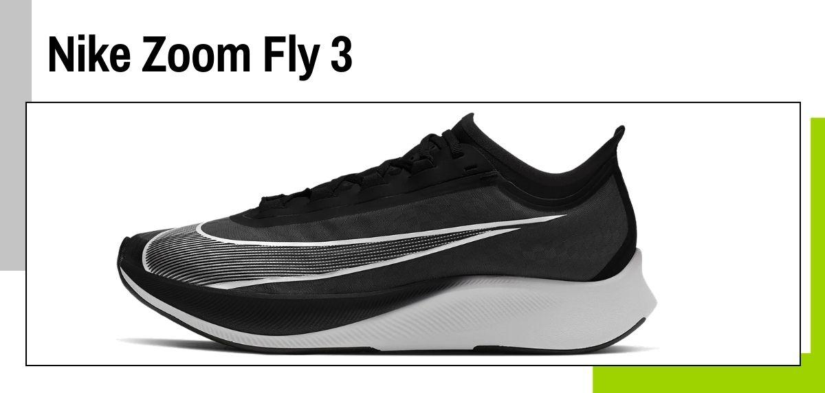 Las mejores zapatillas de Nike para correr en 2021, Nike Zoom Fly 3