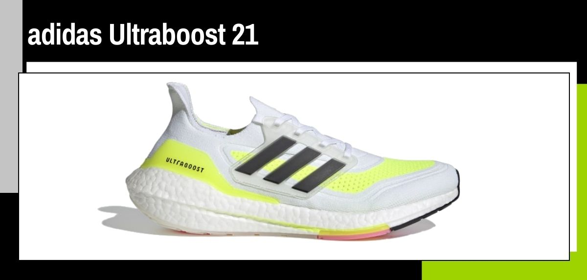 Las mejores zapatillas running 2021, adidas Ultraboost 21
