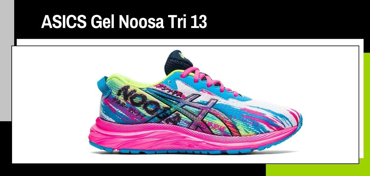 Las mejores zapatillas running 2021, ASICS Gel Noosa Tri 13