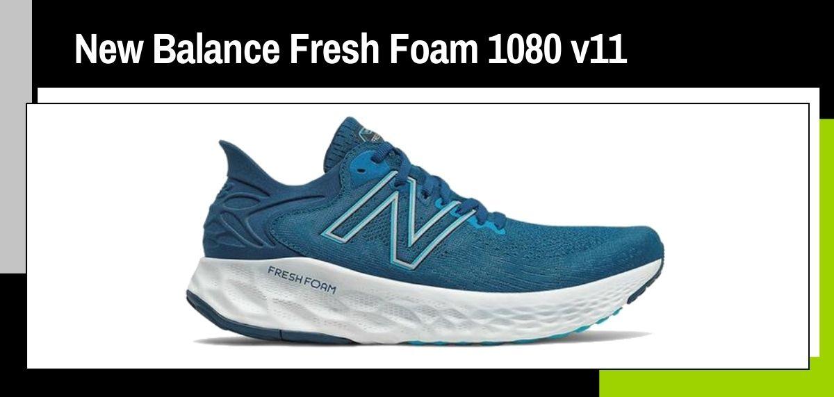 Las mejores zapatillas running 2021, New Balance Fresh Foam 1080 v11