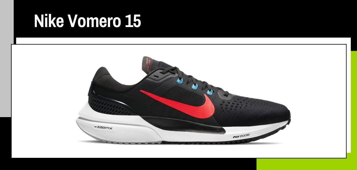 Las mejores zapatillas running 2021, Nike Vomero 15