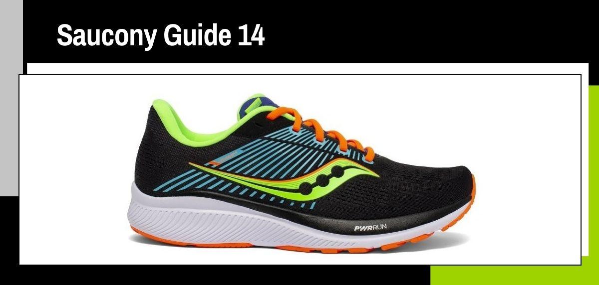 Las mejores zapatillas running 2021, Saucony Guide 14