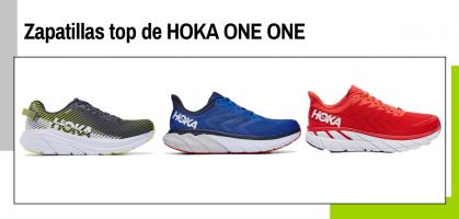 Las mejores zapatillas running de HOKA ONE ONE de 2021