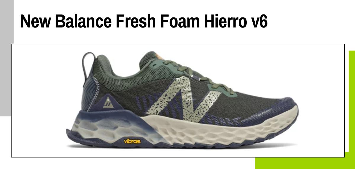 Mejores zapatillas trail 2021