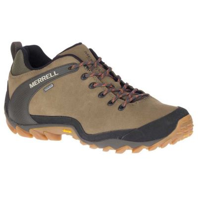Zapatilla de trekking Merrell Cham 8 Leather Goretex