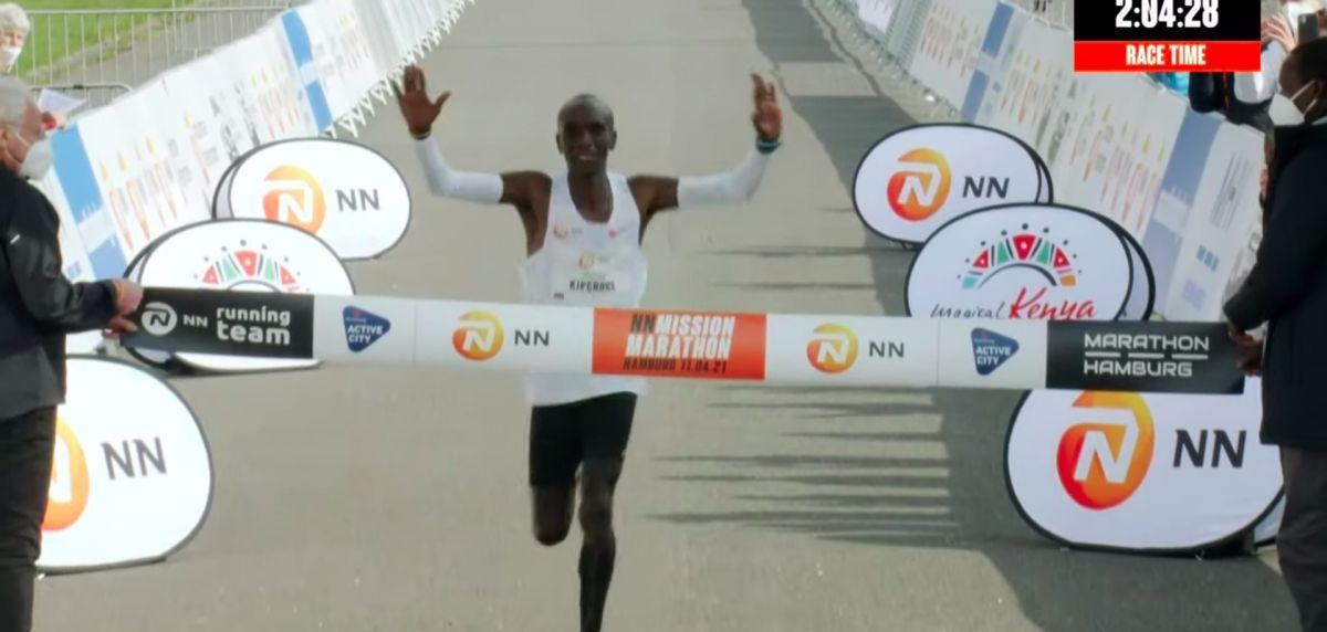 Clasificación del NN Mission Marathon 2021 y fotos de la carrera