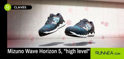 Le 4 caratteristiche delle Mizuno Wave Horizon 5 che ti faranno correre con maggiore stabilità