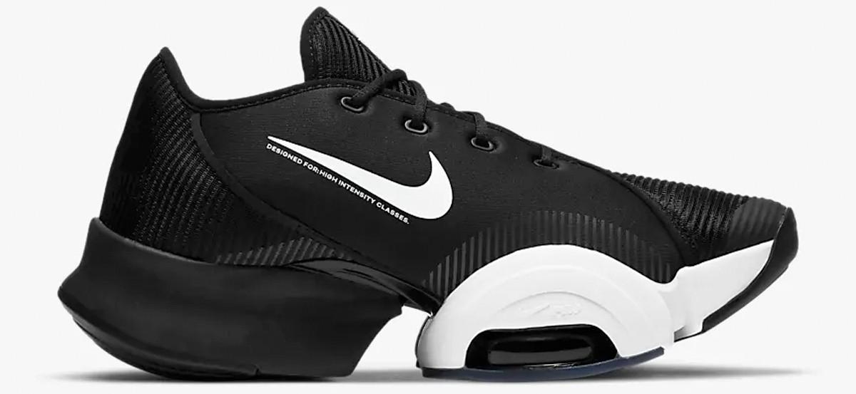 Nike Air Zoom SuperRep 2, diseño sin cordones en la parte superior - foto 2