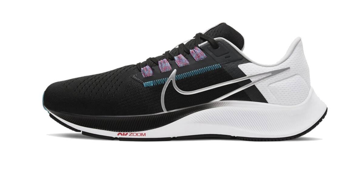Las Nike Pegasus 38, cambios importantes