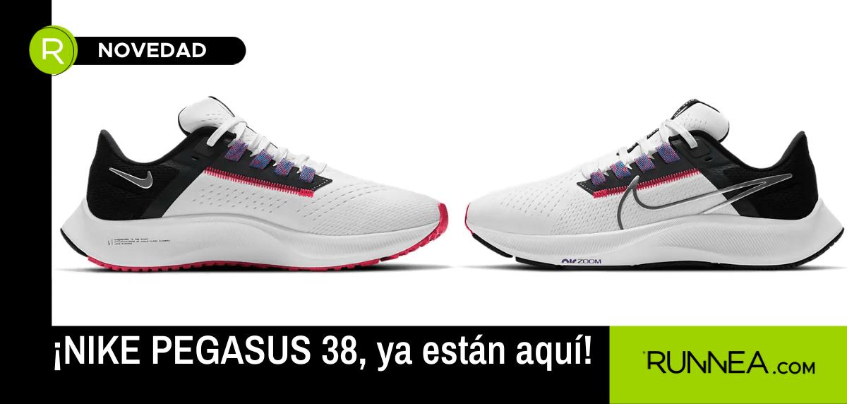 Nike Pegasus 38: Primeras opiniones de los que ya la han probado