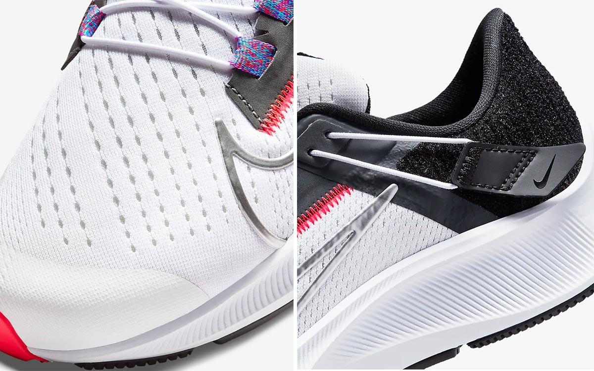 Especificaciones técnicas de las Nike Pegasus 38 FlyEase - foto 2