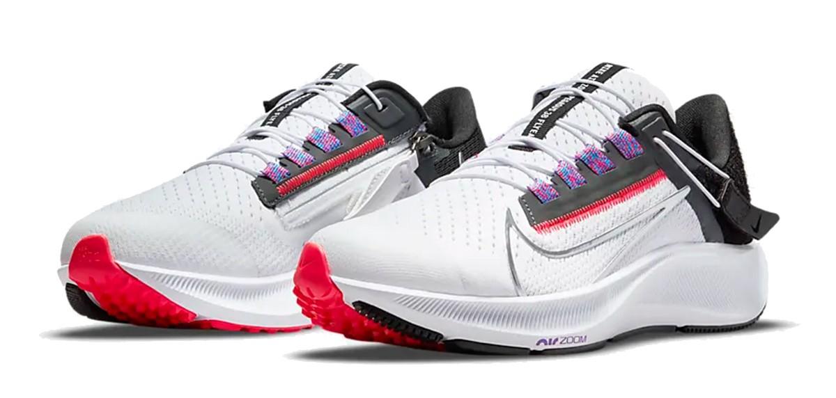 ¿Cuáles son los puntos puntos fuertes de estas Nike Pegasus 38 FlyEase? - foto 1