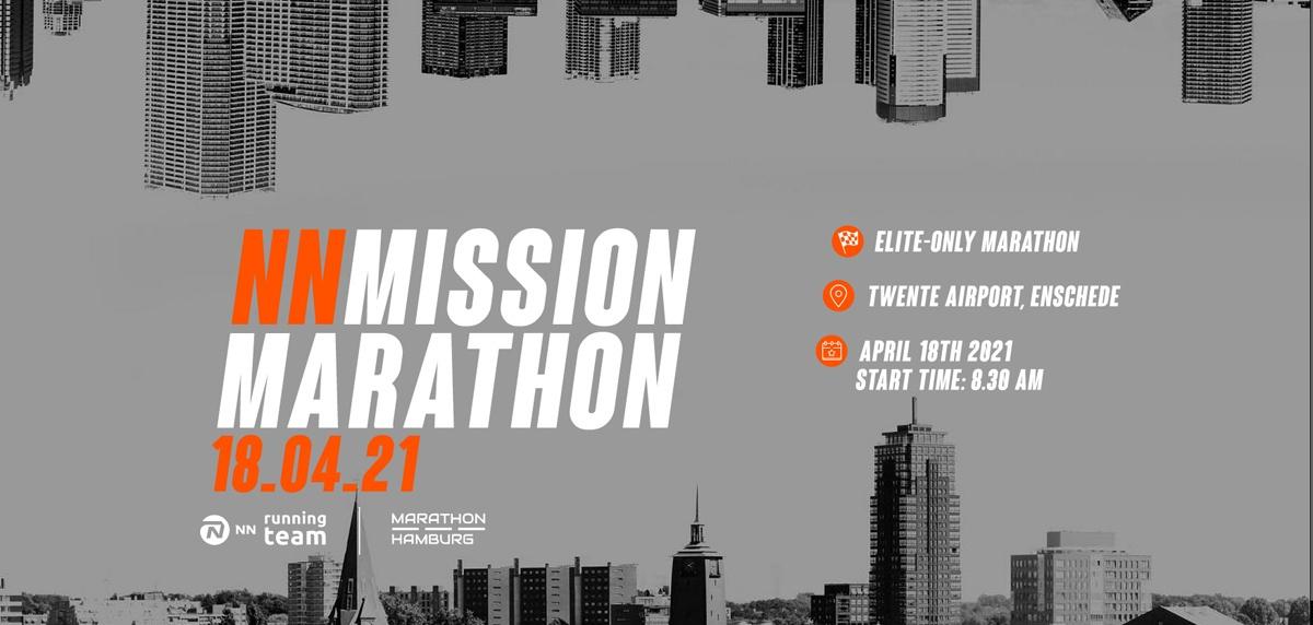 Fecha y horario del NN Mission Marathon 2021 - foto 1