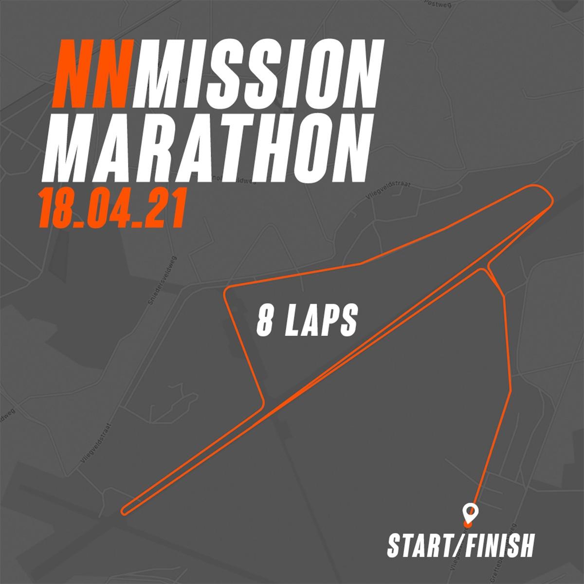 Ver en directo el NN Mission Marathon 2021 - foto 3
