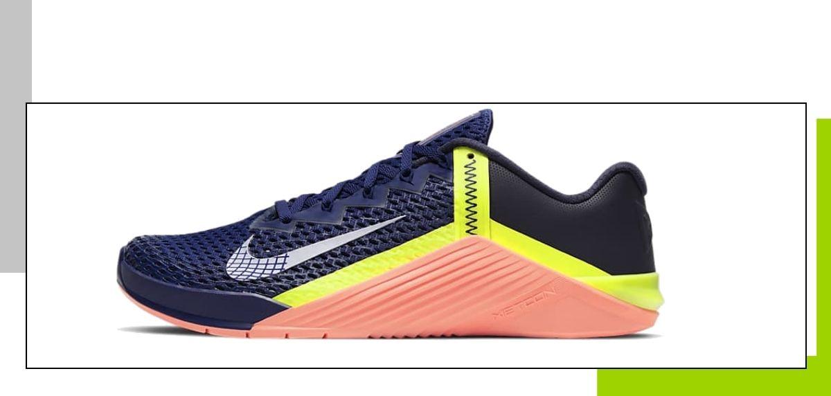 Novedades 2021 de Nike en zapatillas training para gimnasio, Nike Metcon 6