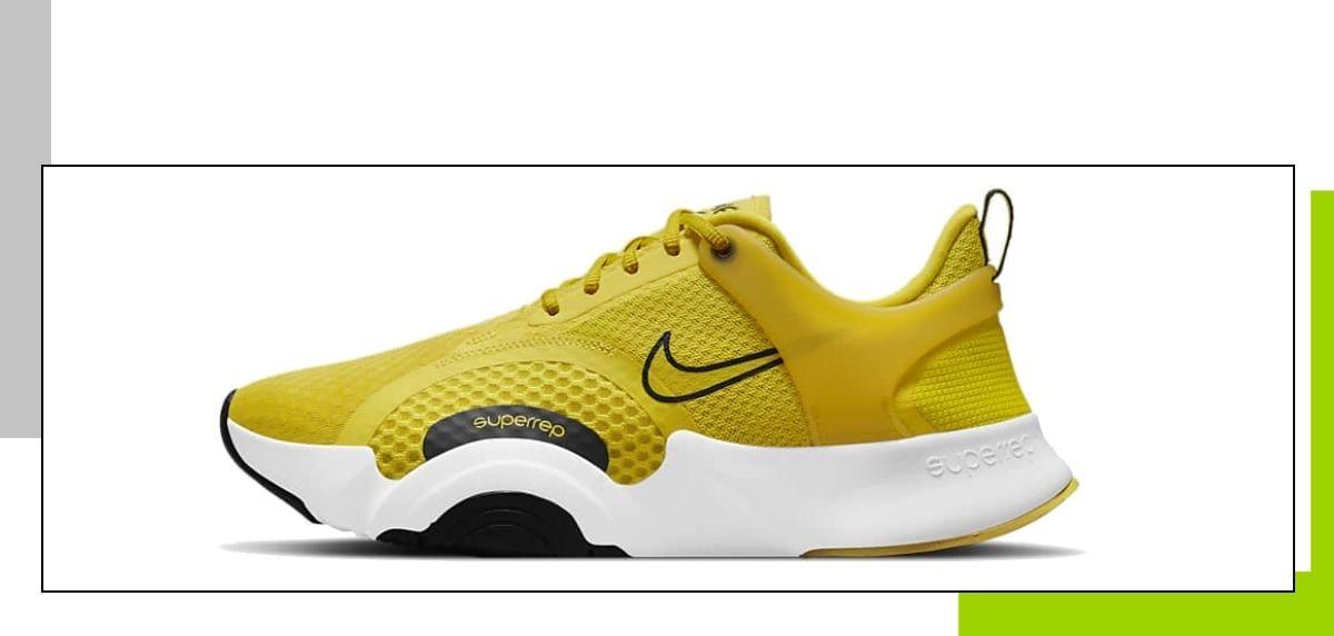 Novedades 2021 de Nike en zapatillas training para gimnasio, Nike SuperRep Go 2