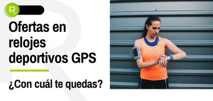 ¿Buscas relojes deportivos GPS! ¡No te pierdas nuestro outlet de RUNNEA!