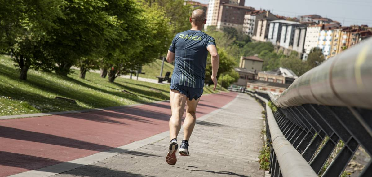 Review Brooks Adrenaline GTS 21, rodaje