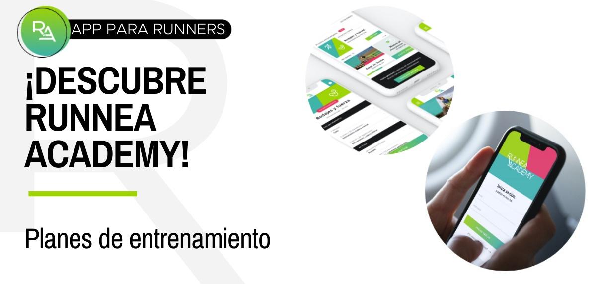 ¿Qué funcionalidades nuevas tiene la app de RUNNEA ACADEMY? - foto 1