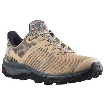 Zapatilla de trekking Salomon Outline Prism Goretex