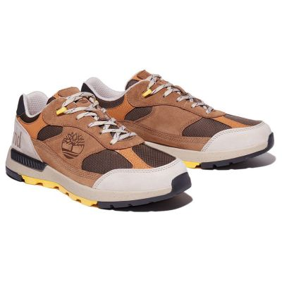 Zapatilla de trekking Timberland Field Trekker Low Fabric Leather