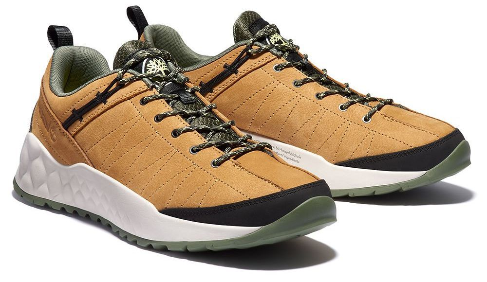 Timberland Solar Wave Low Leather Foto 1
