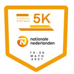 Cartel - Tus 5km más rápidos by Nationale-Nederlanden