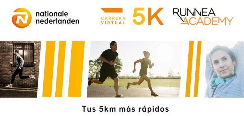 Tus 5km más rápidos by Nationale-Nederlanden