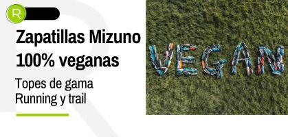 Las 8 zapatillas tope de gama de Mizuno 100% veganas