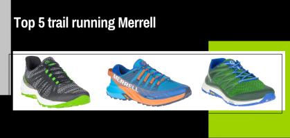 Las 5 mejores zapatillas de trail de Merrell de 2021