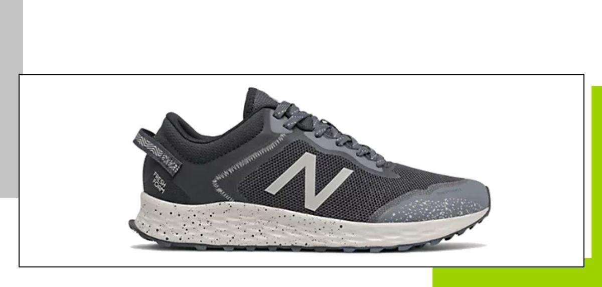 Las 5 mejores zapatillas de trail de New Balance, New Balance Fresh Foam Arishi Trail