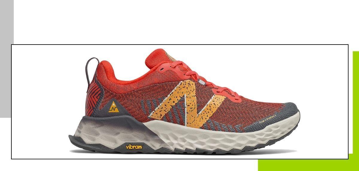 Las 5 mejores zapatillas de trail de New Balance, New Balance Fresh Foam Hierro v6