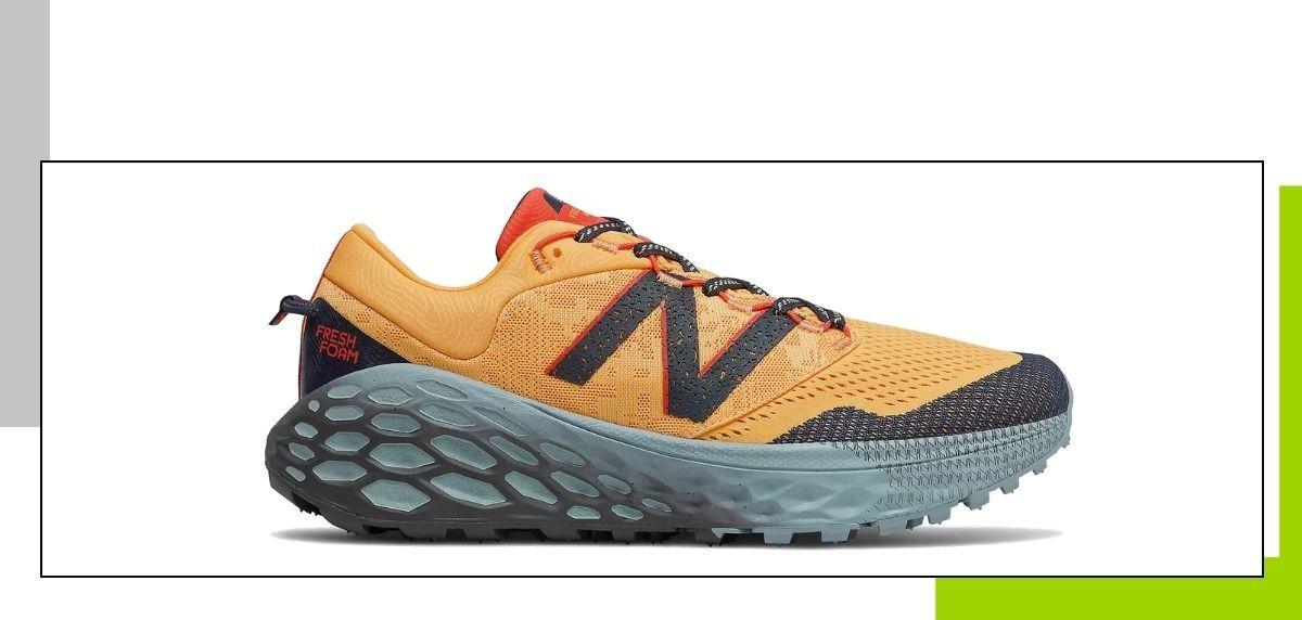 Las 5 mejores zapatillas de trail de New Balance, New Balance Fresh Foam More Trail v1